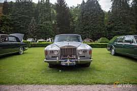 Front  of Rolls-Royce Silver Shadow 4-door 6.2 V8 Automatic, 178ps, 1968 at Rolls-Royce och Bentley, Norrviken Båstad 2019