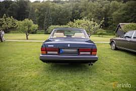 Back of Rolls-Royce Silver Spirit 6.75 V8 Automatic, 300ps, 1997 at Rolls-Royce och Bentley, Norrviken Båstad 2019