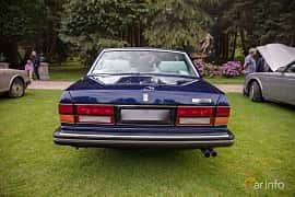 Back of Rolls-Royce Silver Spirit 6.75 V8 Automatic, 305ps, 1994 at Rolls-Royce och Bentley, Norrviken Båstad 2019