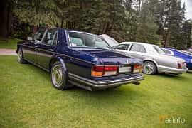 Back/Side of Rolls-Royce Silver Spirit 6.75 V8 Automatic, 305ps, 1994 at Rolls-Royce och Bentley, Norrviken Båstad 2019