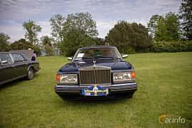 Front  of Rolls-Royce Silver Spirit 6.75 V8 Automatic, 300ps, 1997 at Rolls-Royce och Bentley, Norrviken Båstad 2019