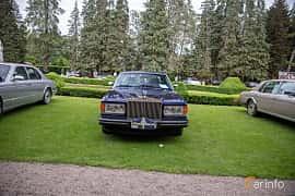 Front  of Rolls-Royce Silver Spirit 6.75 V8 Automatic, 305ps, 1994 at Rolls-Royce och Bentley, Norrviken Båstad 2019