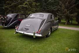 Back/Side of Rolls-Royce Silver Wraith 4.3 Manual, 137ps, 1957 at Rolls-Royce och Bentley, Norrviken Båstad 2019