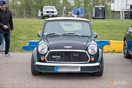 Front  of Rover Mini 1000 1.0 Manual, 41ps, 1989 at Lucys motorfest 2019