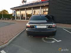 Bak av Saab 9-5 SportSedan 2.0 T BioPower Automatic, 220ps, 2011
