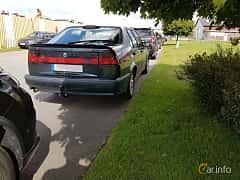 Back/Side of Saab 9000 CS 2.0 Turbo Manual, 150ps, 1998