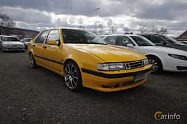 Fram/Sida av Saab 9000 CS 2.0 Turbo Manual, 150ps, 1996