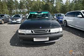 Fram av Saab 9000 CS 2.3 Turbo Manual, 170ps, 1995 på Tyskträffen 2017
