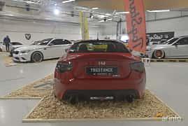 Back of Scion FR-S 2.0 203ps, 2013 at Bilsport Performance & Custom Motor Show 2019