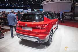 Bak/Sida av SEAT Arona 2018 på Geneva Motor Show 2018