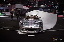 Fram av Shelby Series 2 7.0 V8 Manual, 811ps, 2018 på Paris Motor Show 2018