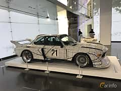 Side of BMW 3.0 CSL Group 5 Manual, 487ps, 1976