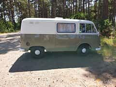 Sida av Ford Taunus Transit Forerunner 1.2 Manual, 38ps, 1953