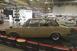 Side  of VAZ VAZ-21063 1.3 Manual, 64ps, 1979 at Bilsport Performance & Custom Motor Show 2019