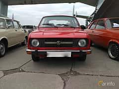 Front  of Skoda 120 L 1.2 Manual, 50ps, 1976 at Old Car Land no.2 2017