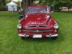 Fram av Skoda 440 1.1 Manual, 40ps, 1957 på Sofiero Classic 2018