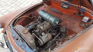 Engine compartment  of Skoda Octavia 1.1 Manual, 40ps, 1960