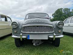 Front  of Skoda Octavia 1.1 Manual, 42ps, 1962 at Sofiero Classic 2019