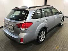 Bak/Sida av Subaru Outback 2.5 CNG 4WD Lineartronic, 173ps, 2012