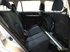 Interiör av Subaru Outback 2.5 CNG 4WD Lineartronic, 173ps, 2012