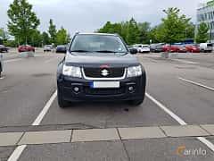 Front  of Suzuki Grand Vitara 3-door 1.6 VVT 4WD Manual, 5-speed, 106ps, 78kW, 2006