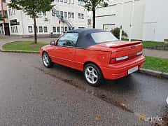 Bak/Sida av Suzuki Swift Convertible 1.3 Manual, 68ps, 1992