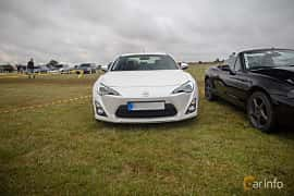 Front  of Toyota GT86 2.0 Manual, 200ps, 2013 at Vallåkraträffen 2019