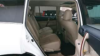 Interiör av Toyota Highlander 3.5 V6 Hybrid AWD Automatic, 248ps, 2011