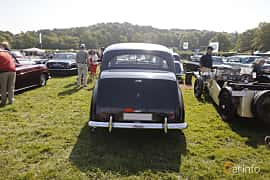 Back of Vanden Plas Princess 4-Litre Limousine 4.0 Automatic, 121ps, 1961 at Tjolöholm Classic Motor 2018