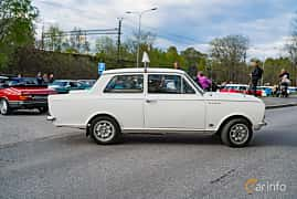 Side  of Vauxhall Viva 2-door 1.2 Manual, 48ps, 1966 at Vårcruising Järna 2019