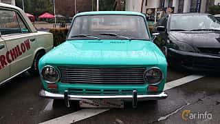 Front  of VAZ VAZ-21013 1.2 Manual, 63ps, 1972 at Old Car Land no.2 2018