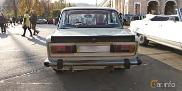 Back of VAZ VAZ-21063 1.3 Manual, 64ps, 1990