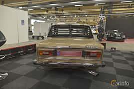 Back of VAZ VAZ-21063 1.3 Manual, 64ps, 1979 at Bilsport Performance & Custom Motor Show 2019