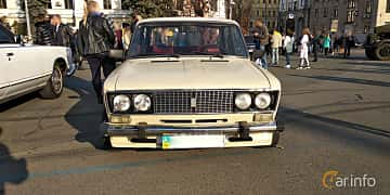 Front of VAZ VAZ-21063 1.3 Manual, 64ps, 1990