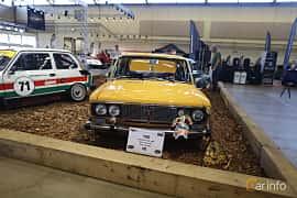 Fram av VAZ VAZ-2106 1.6 Manual, 79ps, 1980 på Bilsport Performance & Custom Motor Show 2019