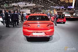 Bak av Volkswagen Arteon 2.0 TSI 4Motion DSG Sequential, 280ps, 2018 på Geneva Motor Show 2018