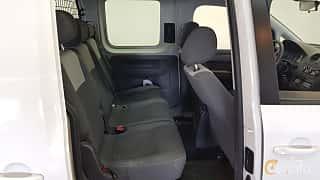 Interiör av Volkswagen Caddy Life 1.6 TDI Manual, 75ps, 2014