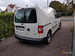 Back/Side of Volkswagen Caddy Panel Van 1.2 TSI Manual, 86ps, 2013