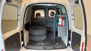 Interiör av Volkswagen Caddy Panel Van 1.6 TDI DSG Sequential, 102ps, 2014