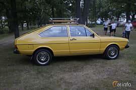 Volkswagen Passat 2-door 1.6 Manual 75hp 1977 & Volkswagen Passat 2-door