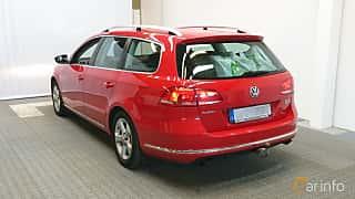 Bak/Sida av Volkswagen Passat Variant 2.0 TDI BlueMotion 4Motion DSG Sequential, 177ps, 2014