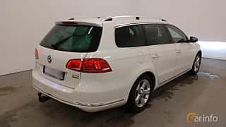 Bak/Sida av Volkswagen Passat Variant 2.0 TDI BlueMotion DSG Sequential, 177ps, 2014