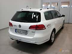 Bak/Sida av Volkswagen Passat Variant 2.0 TDI BlueMotion Manual, 140ps, 2015