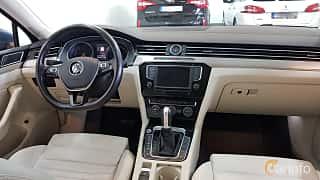 Interiör av Volkswagen Passat Variant 2.0 TDI SCR BlueMotion DSG Sequential, 190ps, 2015