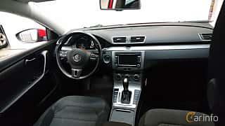 Interiör av Volkswagen Passat Variant 2.0 TDI BlueMotion 4Motion DSG Sequential, 177ps, 2014