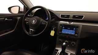Interiör av Volkswagen Passat Variant 2.0 TDI BlueMotion DSG Sequential, 177ps, 2014