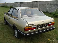 Back/Side of Volkswagen Polo Derby 1.3 Manual, 55ps, 1987
