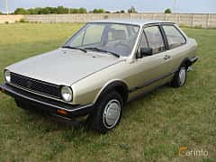 Front/Side  of Volkswagen Polo Derby 1.3 Manual, 55ps, 1987