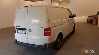 Bak/Sida av Volkswagen Transporter 1.9 TDI DPF Manual, 102ps, 2007