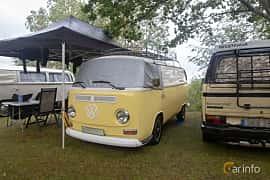 Front/Side  of Volkswagen Transporter 1600 1.6 Manual, 50ps, 1972 at West Coast Bug Meet 2019